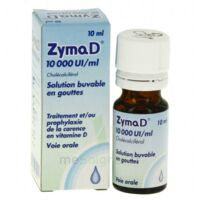 ZYMAD 10 000 UI/ml, solution buvable en gouttes à DIJON