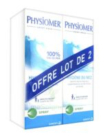 Physiomer Solution nasale adulte enfant 2*Sprays/135ml à DIJON